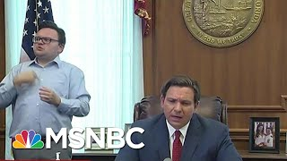 More Governors Issuing Stay-At-Home Orders | Morning Joe | MSNBC