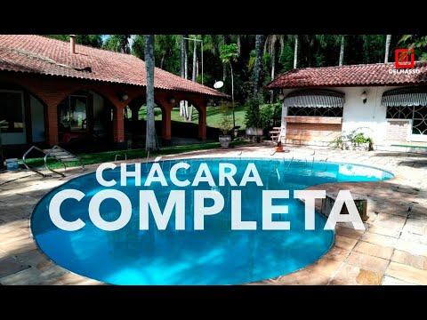 COD 4981.IBIÚNA- CHÁCARA EM CONDOMÍNIO DE ALTO PADRÃO!
