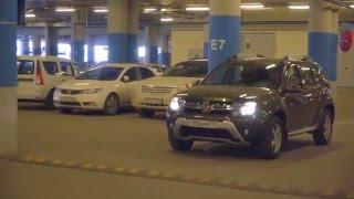обновленный Renault Duster (1.6 бензин, МКП). Моторы 227