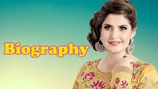 Zareen Khan - Biography