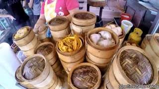 Hong Kong Street Food. A Look at the Amazing Dim Sum Stalls