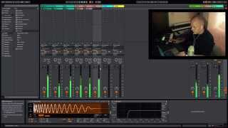 Ableton Live 9.5 - Making a track idea with the new Simpler Device thumbnail