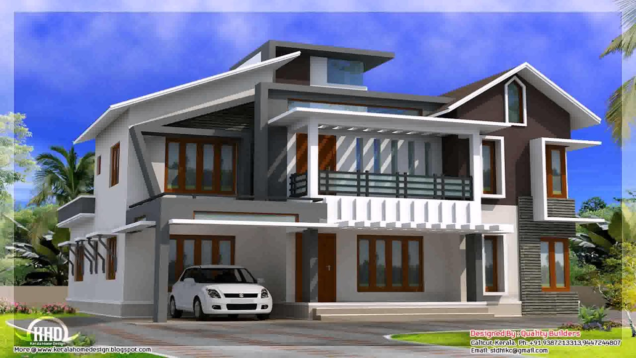 Latest House Design In Nepal Youtube