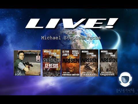 Ep 2.73 - LIVE! with Michael Stephen Fuchs