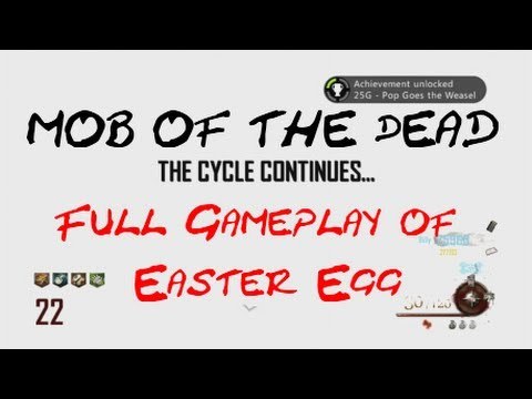 """Mob of the Dead - POP GOES THE WEASEL (From """"Complete the Cycle Step"""" to """"Pop Goes The Weasel"""")"""