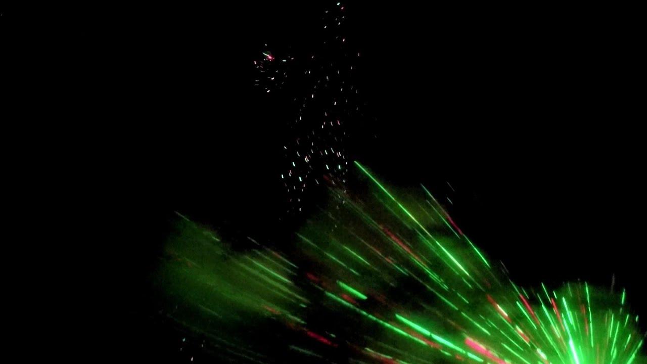 Walmart Star Shower Fog Effects And Human Pixelation MUST WATCH