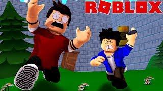 Roblox - JEAN É O MONSTRO! (Flee The Facility)