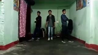 Tu cheez bari h mast mast dance simple choreography by me