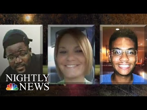 Is There A Serial Killer In Tampa? | NBC Nightly News