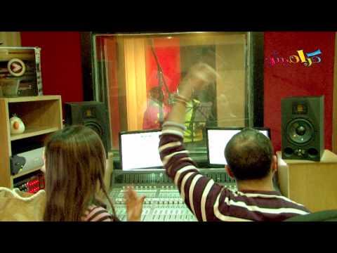 كواليس تسجيل اغنيه رمضان| قناة كراميش Karameesh Tv