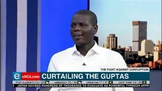 Minister Lamola on curtailing the Guptas