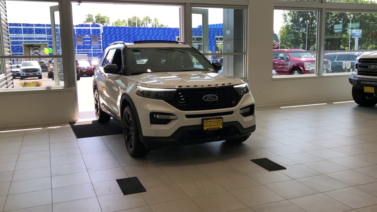 Kendall Ford Eugene >> 2020 Ford Explorer Into The Showroom At Kendall Ford Of Eugene