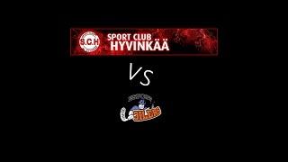 SCH Liekit vs Oilers - Esport Areena 26.03.2017
