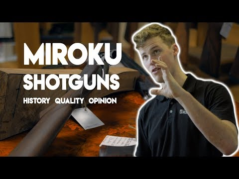 Everything You Need To Know About Miroku Shotguns