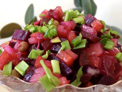 Как Приготовить Вкусный Винегрет | Vinaigrette, Beetroot Salad
