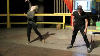 Дария и Максим - танец 3 - шоу Танцы со Звёздами - сезон 2016 - Лукоморье