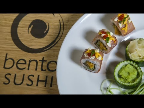 Bento Sushi Champion Competition 2018