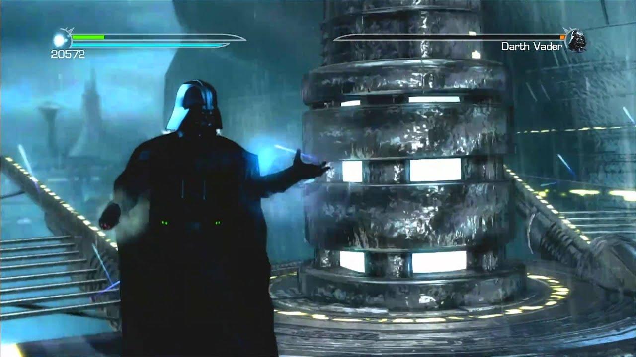 star wars the force unleashed 2 - starkiller vs darth vader.mp4