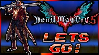 LET'S TRY DEVIL MAY CRY 5 thumbnail