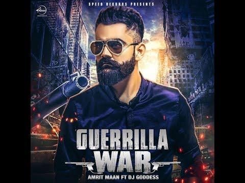 new-punjabi-song-guerilla-war-amrit-maan
