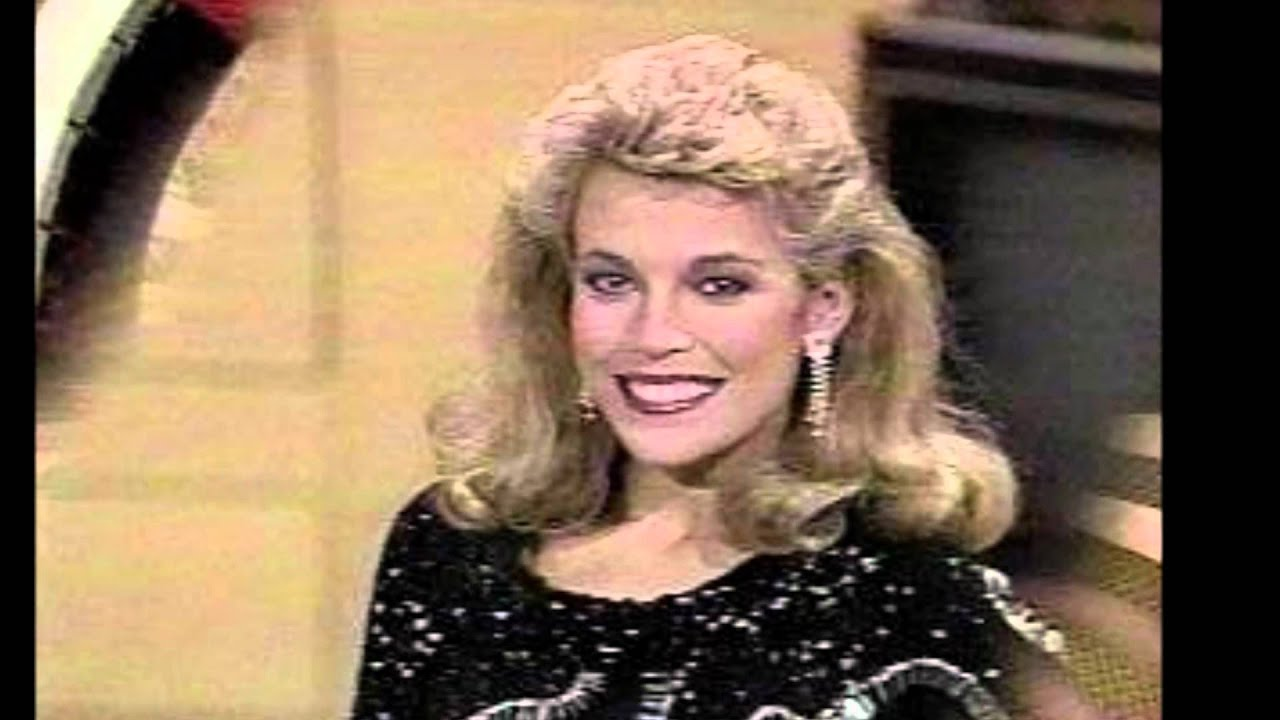 vanna white pictoralquotshes a ladyquot youtube