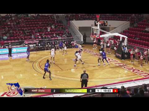 Tallahassee vs Northwest Florida State College - Men's Basketball - January 4, 2020 - Panhandle