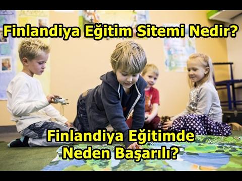 Finlandiya Eğitim Sistemi | Başarısının Sırrı Nedir?