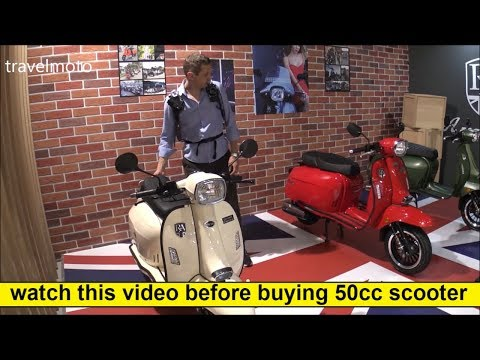 Best 50cc motor scooters