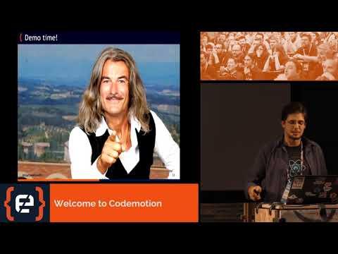 React Native for multi platform mobile applications - Matteo Manchi - Codemotion Milan 2017