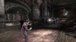 Gameplay Injustice Gods Among Us: Coringa vs Asa Noturna
