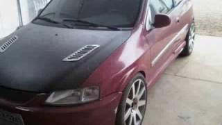 style custom celta turbo tuning 1