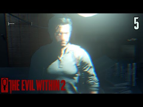 CAMERA MAN GAMES - THE EVIL WITHIN 2 GAMEPLAY PART 5 - Gameplay Walkthrough