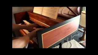 W.A. Mozart (1756-1791): 3 pièces de jeunesse (Allegretto, Aria, Menuet). C.A. Schleppy, clavecin