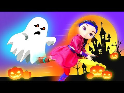 Куклы Сказочный Патруль взАмке спривидениями— Приключения наХэллоуин— Игры для девочек