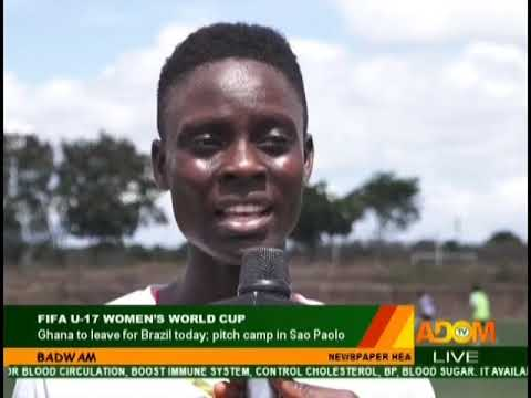 Badwam Sports on Adom TV (31-10-18)