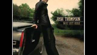 Watch Josh Thompson A Name In This Town video