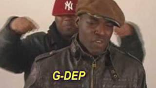 G Dep Freestyle On One World Hip Hop Championship