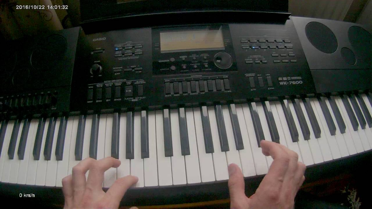 snap rhythm is a dancer casio wk 7600 piano tutorial youtube. Black Bedroom Furniture Sets. Home Design Ideas