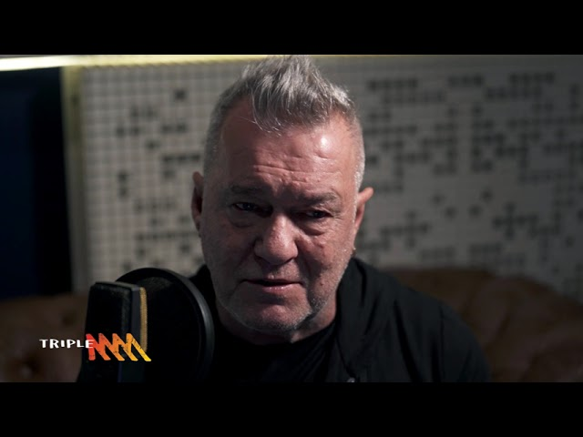Jimmy Barnes on the meaning of 'Til The Next Time' from his new album Flesh and Blood | Triple M