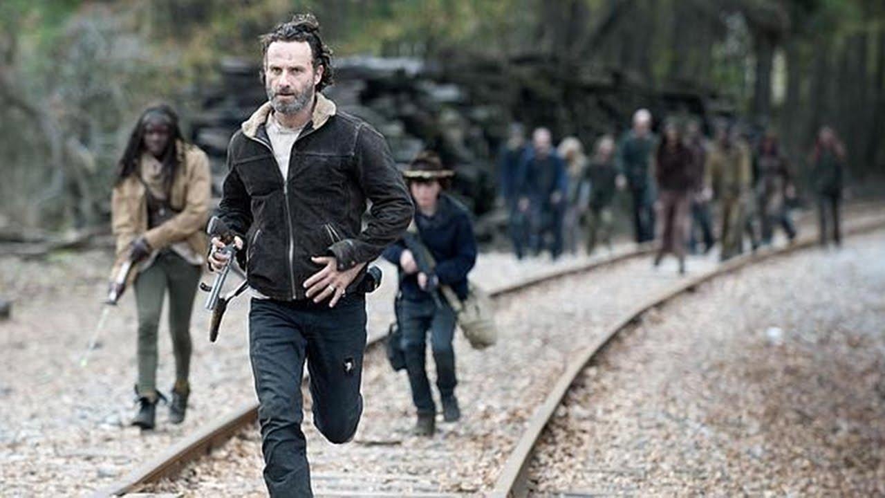 The Walking Dead 7 Temporada Trailer Oficial / Rumores De The ...