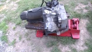 RARE VIDEO...Ford Taurus -2001 3.0 Transmission drop and dropping the Engine Cradle Process Mp3