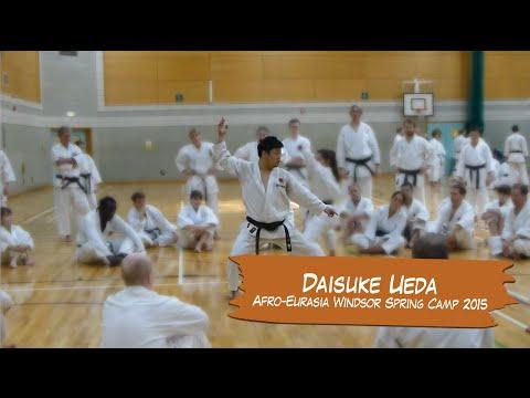 Seminario KATA, sensei Daisuke Ueda (2)