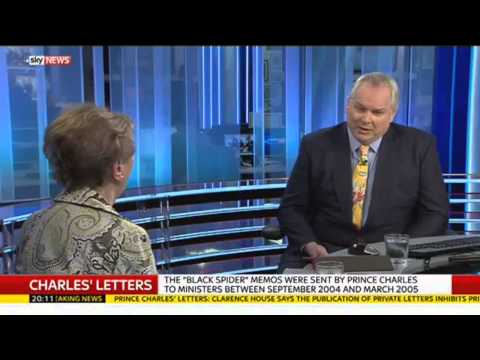 Dame Margaret Beckett On Prince Charles' Letters