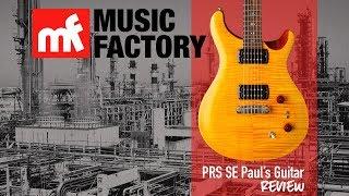 PRS SE Paul's Guitar 2019 - Review (Portuguese/English)