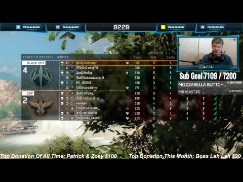 BRAND NEW BO3 DLC WEAPON XCM SEARCH AND DESTROY WITH THE FANS