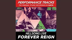 Forever Reign (Live Medium Key Performance Track Without Background Vocals)