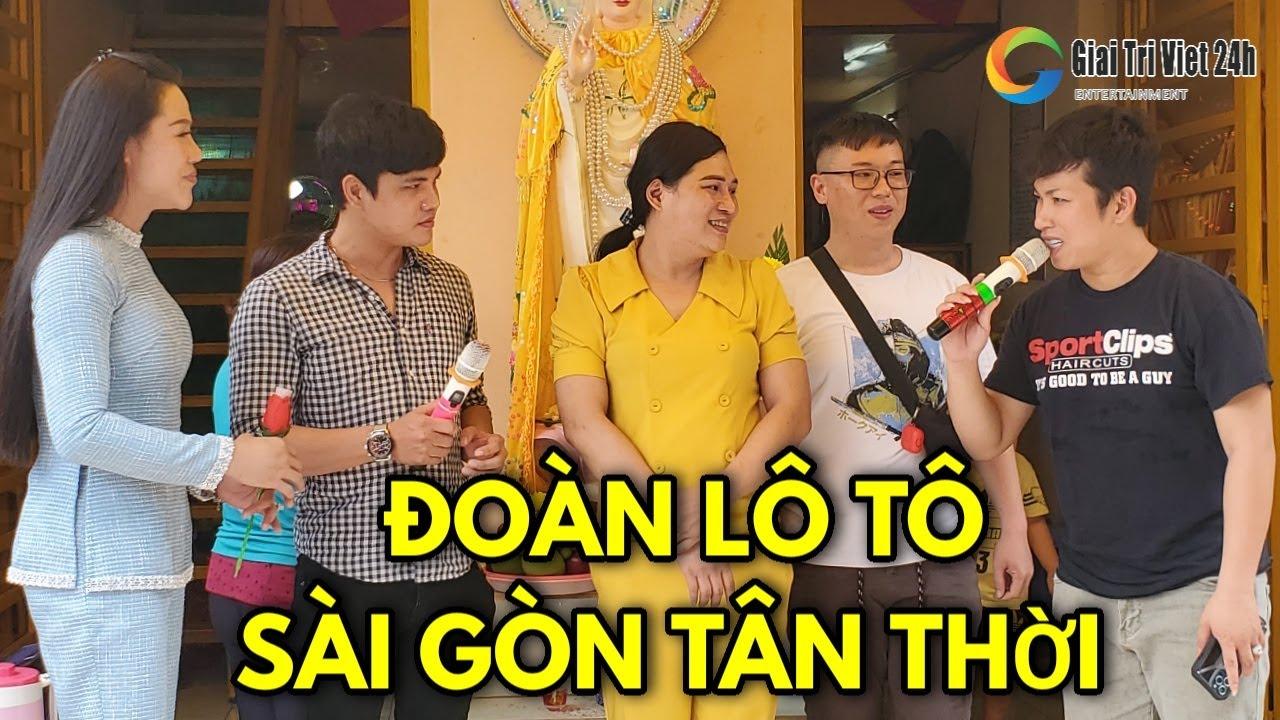 Lộ Lộ và đoàn Sài Gòn Tân Thời kêu lô tô LK Hồ Quảng cực hay tại Miễu Năm Bà Ngũ Hành