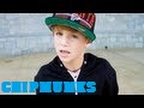 Taylor Swift - I Knew You Were Trouble (MattyBRaps Cover)(Chipmunks Version)