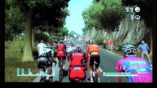 Le Tour de France 2011 Simulation PS3