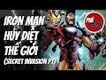 IRON MAN HỦY DIỆT THẾ GIỚI? | SECRET INVASION P1 | CUỘC XÂM LĂNG BÍ ẨN
